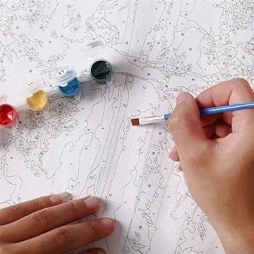 Us Paint by Numbers